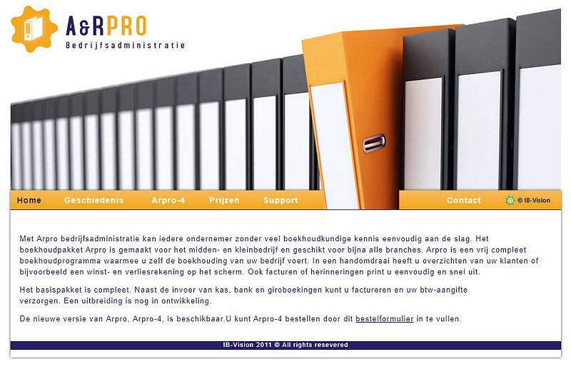 Arpro Software