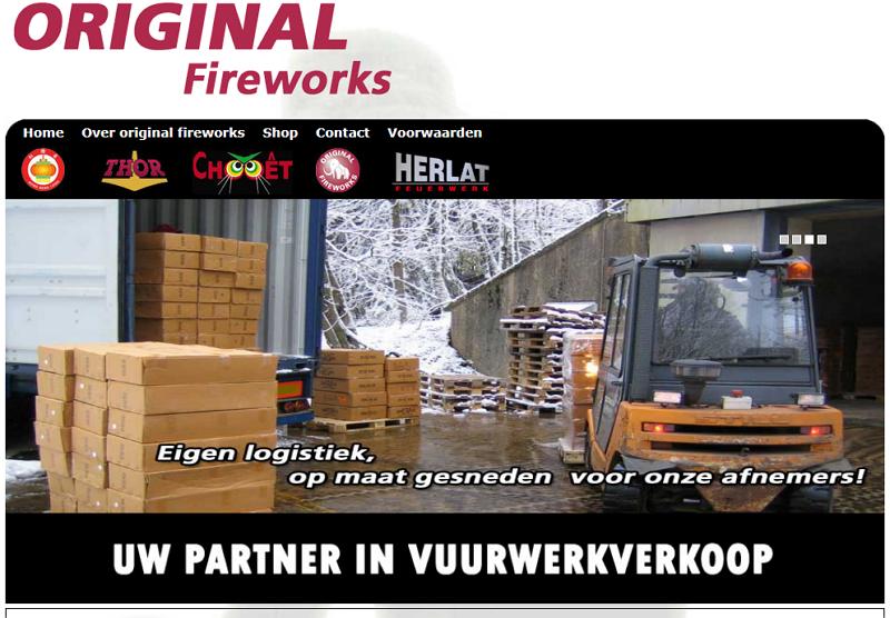 Original fireworks