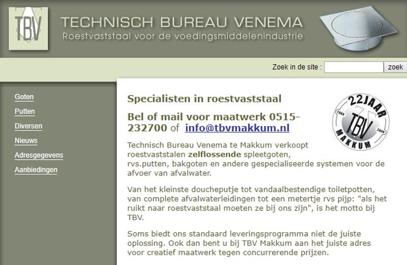 Technisch Bureau Venema