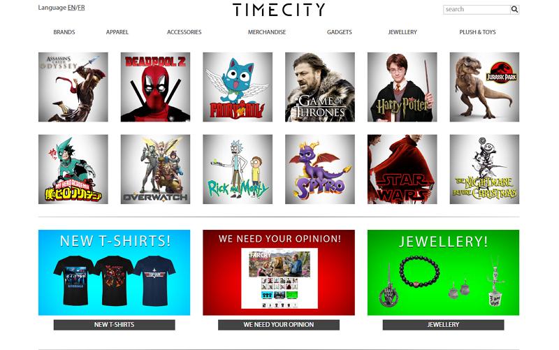 TimeCity